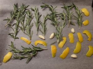 gewürze olivenöl