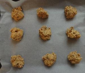 cookie bällchen