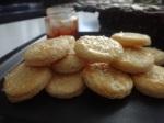 meerrettich cheese cracker