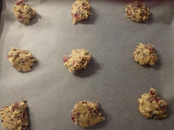 cookie häufchen