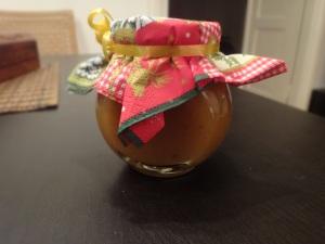 winterliche apfel birnenmarmelade