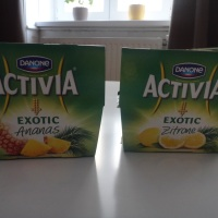 neues activia exotic sortiment