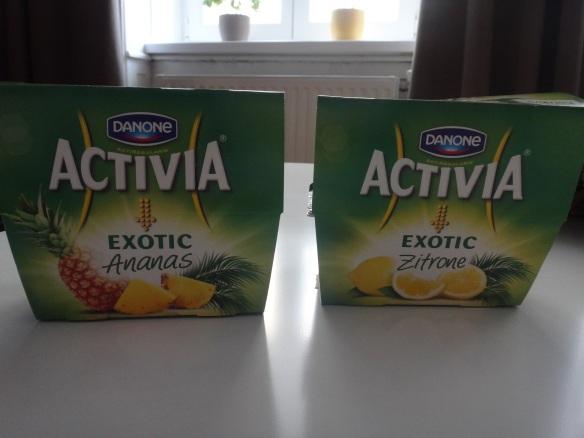 activia exotic