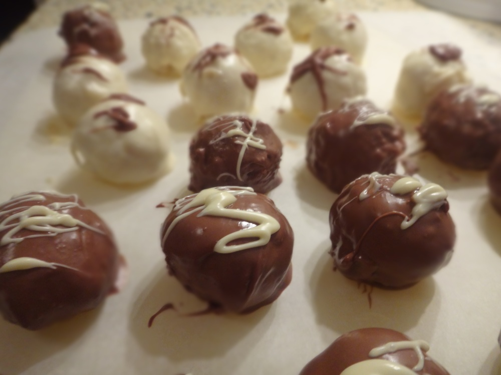 eierlikör cake pops milchschokolade