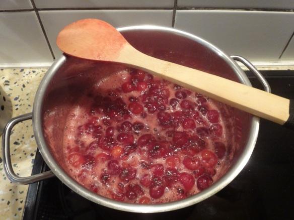kirschenmarmelade