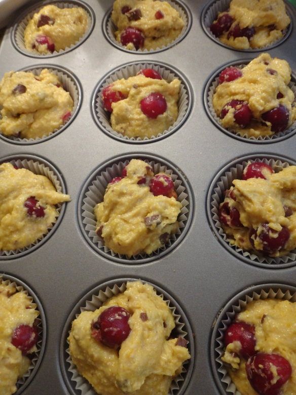 george washington muffins