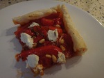 paprika tomaten tarte