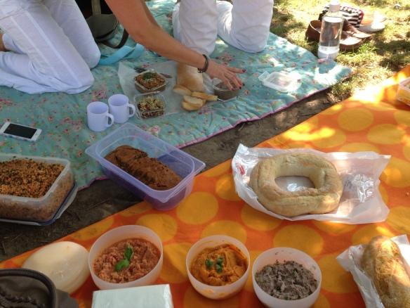 foodblogger picknick