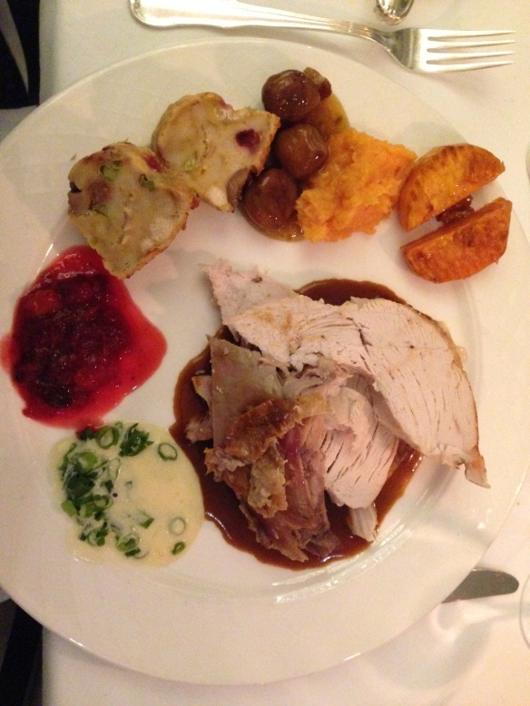 Marriott Thanksgiving Dinner