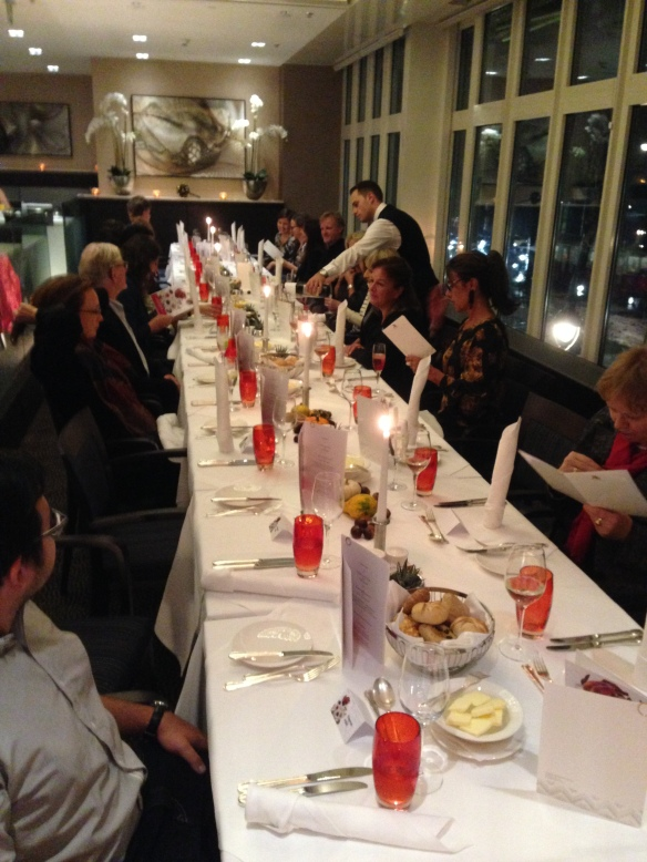 Pressedinner Marriott Thanksgiving Dinner