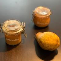geschenke aus der küche - birnensenf