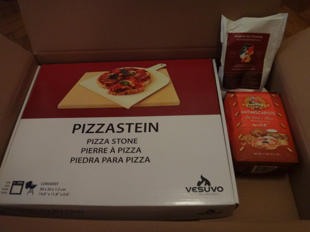 pizzastein paket