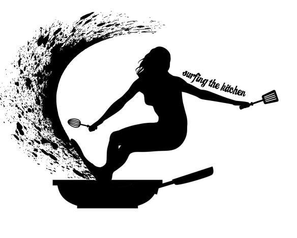 logo surfing the kitchen