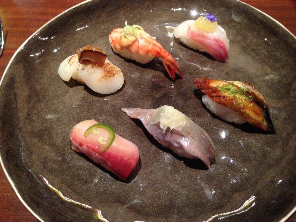 contemporary sushi shiki wien