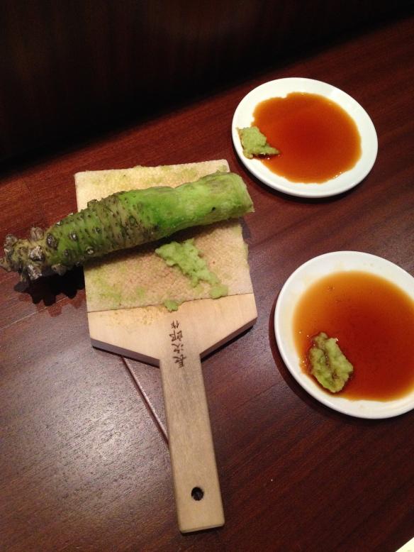 fischer wasabi