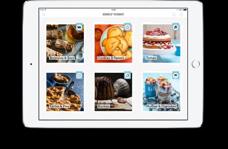 SimplyYummy-02_Startseite_iPad