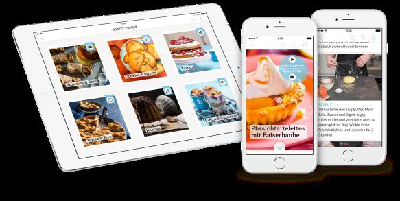 SimplyYummy-App-Backen-advent-rezeptapp
