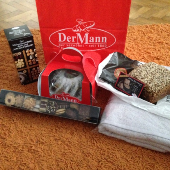 goodie bag der mann