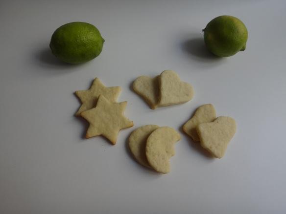 limonen mürbteigkekse