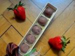 erdbeer-joghurt pralinen