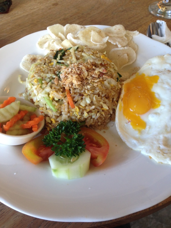 nasi goreng hungry bird