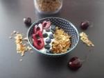 sommerliches granola