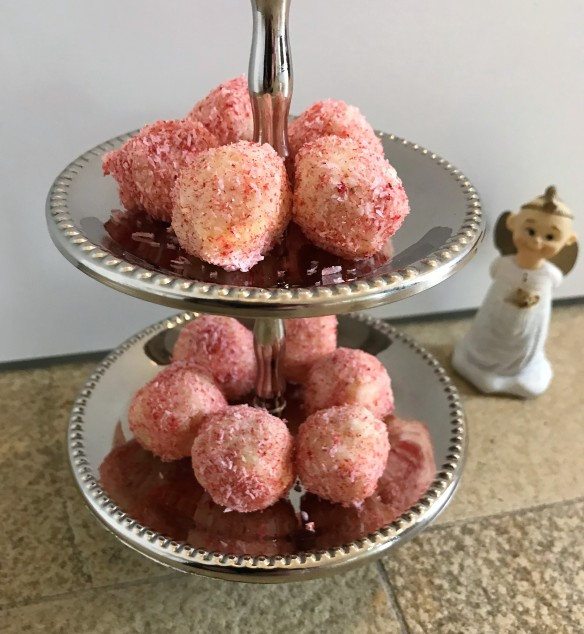 macadamia kokospralinen
