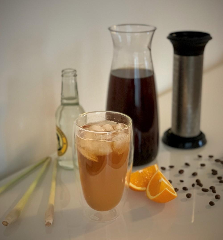 cold brew limonade