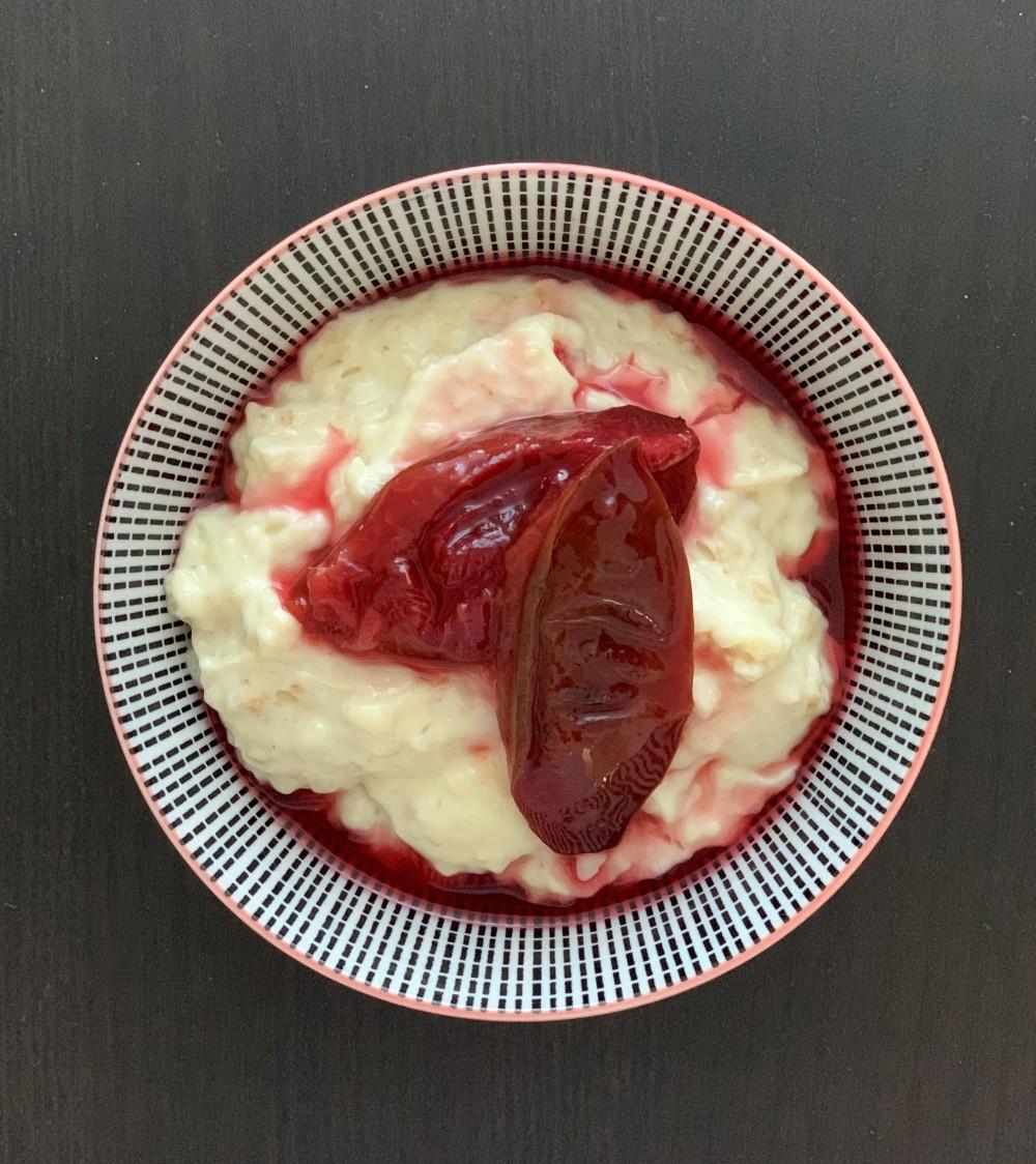 pudding oats
