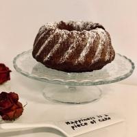 schoko-nuss guglhupf (becherkuchen)