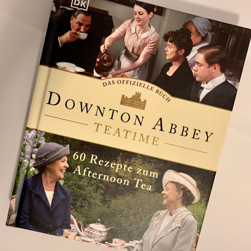 downton abbey teatime